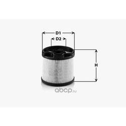 Топливный фильтр (Clean filters) MG080