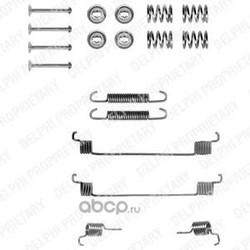 Комплект тормозных колодок (Delphi) LY1061