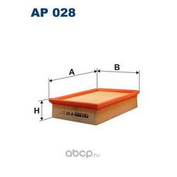 Фильтр воздушный Filtron (Filtron) AP028