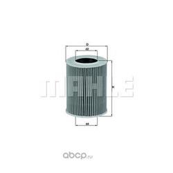 Масляный фильтр (Mahle/Knecht) OX369D