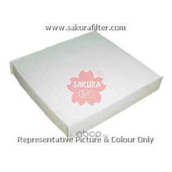 Фильтр салона (Sakura) CA6515