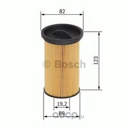 Топливный фильтр (Bosch) 1457431708