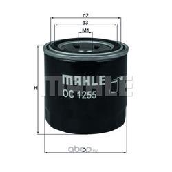 Масляный фильтр (Mahle/Knecht) OC1255