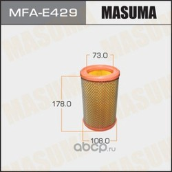 Фильтр воздушный (Masuma) MFAE429