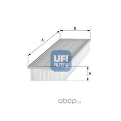 Воздушный фильтр (UFI) 3015500
