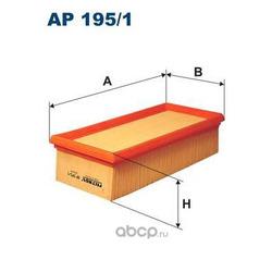 Фильтр воздушный Filtron (Filtron) AP1951