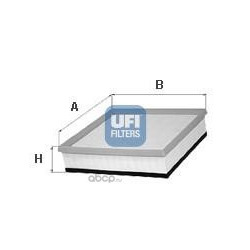 Воздушный фильтр (UFI) 3024400