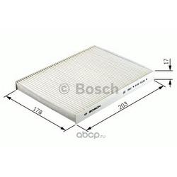 Фильтр, воздух во внутреннем пространстве (Bosch) 1987432106