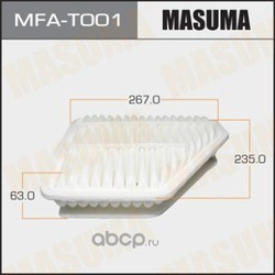 Фильтр воздушный (Masuma) MFAT001
