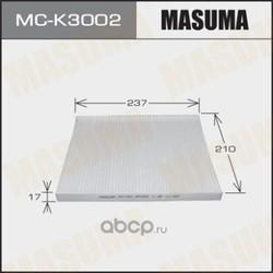 Фильтр салонный (Masuma) MCK3002