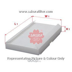 Фильтр салона (Sakura) CA21020
