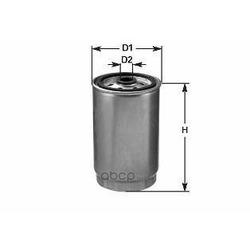 Топливный фильтр (Clean filters) DN323