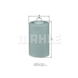 Топливный фильтр (Mahle/Knecht) KX68D