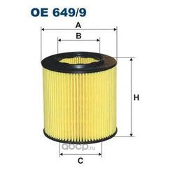 Фильтр масляный Filtron (Filtron) OE6499