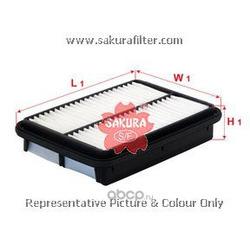 Фильтр воздушный (Sakura) A2820