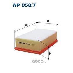Фильтр воздушный Filtron (Filtron) AP0587