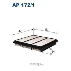 Фильтр воздушный Filtron (Filtron) AP1721