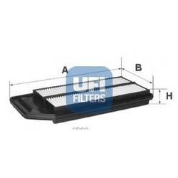 Воздушный фильтр (UFI) 3027600