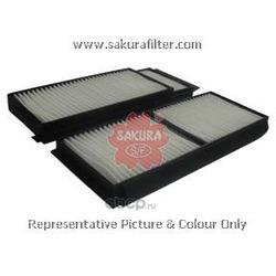 Фильтр салона комплект (Sakura) CA1708