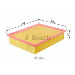Воздушный фильтр (Bosch) 1457433740