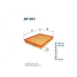 Фильтр воздушный Filtron (Filtron) AP051