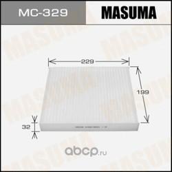 Фильтр салонный (Masuma) MC329E
