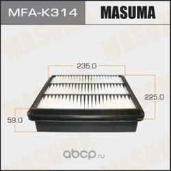 Фильтр воздушный (Masuma) MFAK314