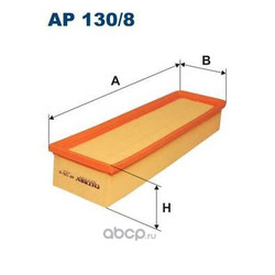 Фильтр воздушный Filtron (Filtron) AP1308