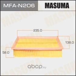 Фильтр воздушный (Masuma) MFAN206