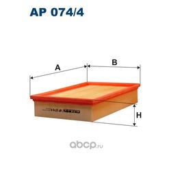 Фильтр воздушный Filtron (Filtron) AP0744