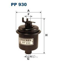 Фильтр топливный Filtron (Filtron) PP930