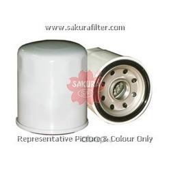 Фильтр гидравлический (Sakura) HC1119
