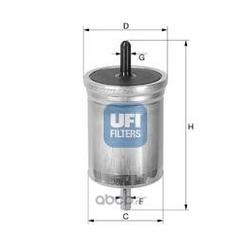 Топливный фильтр (UFI) 3151400