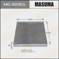 Фильтр салонный (Masuma) MC929CL