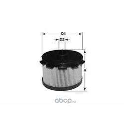Топливный фильтр (Clean filters) MG085A