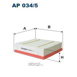 Фильтр воздушный Filtron (Filtron) AP0345