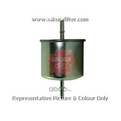 Фильтр топливный (Sakura) FS17380