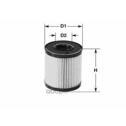 Масляный фильтр (Clean filters) ML1739