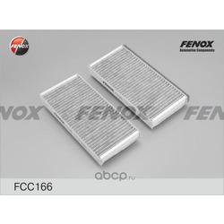 Фильтр, воздух во внутренном пространстве (FENOX) FCC166