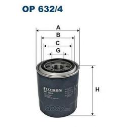 Фильтр масляный Filtron (Filtron) OP6324