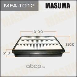 Фильтр воздушный (Masuma) MFAT012