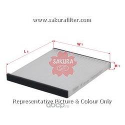 Фильтр салона (Sakura) CA1102
