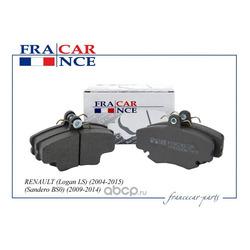 Колодка дискового тормоза (Francecar) FCR210329