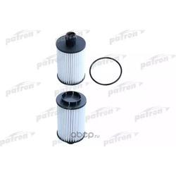 Фильтр масляный CHEVROLET: CAPTIVA (C100,C140) 2.2D 10-, CRUZE 2.0 CDI 11- (PATRON) PF4201