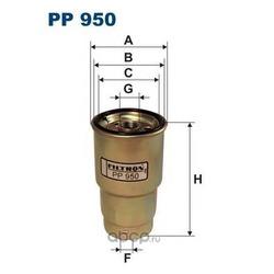 Фильтр топливный Filtron (Filtron) PP950