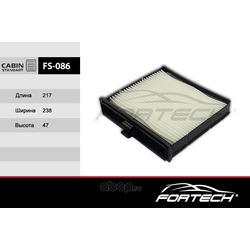 Фильтр салонный (Fortech) FS086