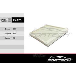 Фильтр салонный (Fortech) FS126