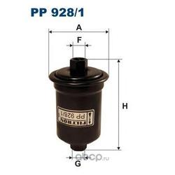 Фильтр топливный Filtron (Filtron) PP9281