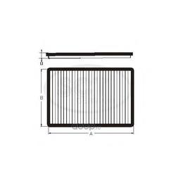 Фильтр, воздух во внутренном пространстве (SCT) SA1214