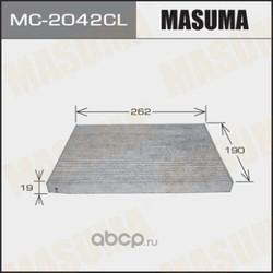 Фильтр салонный (Masuma) MC2042CL